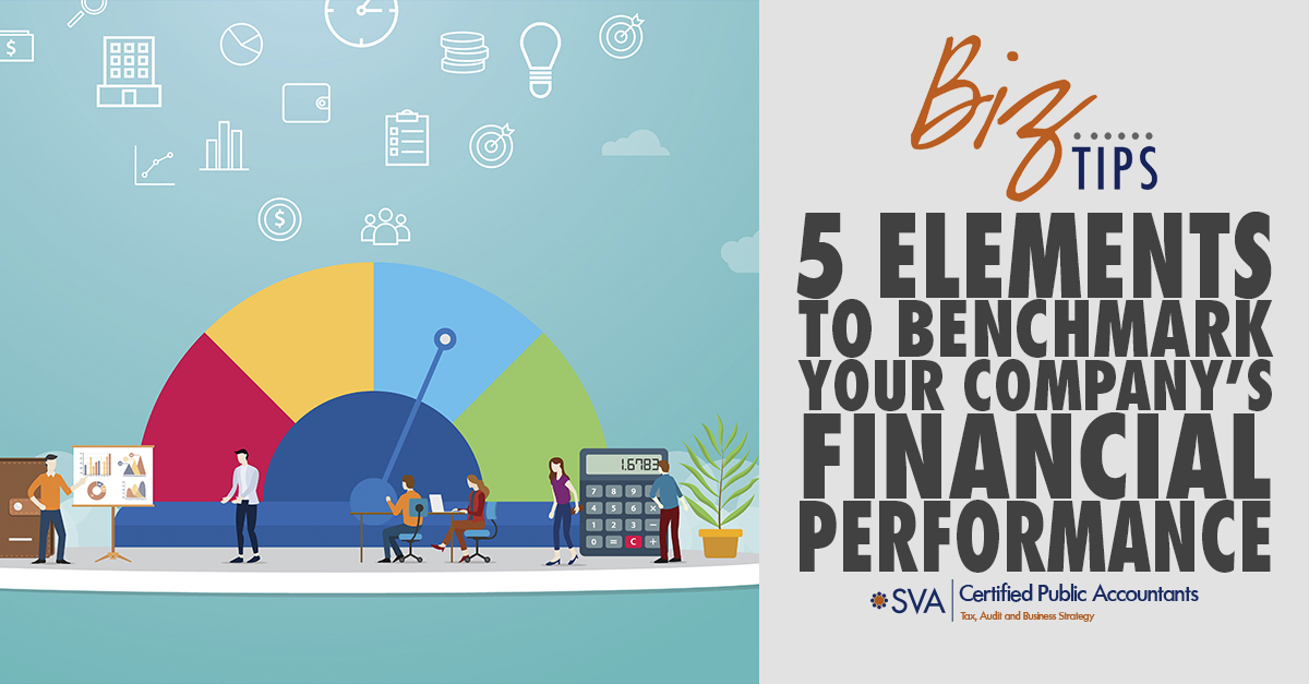 5 Elements to Benchmark Your Company's Financial Performance