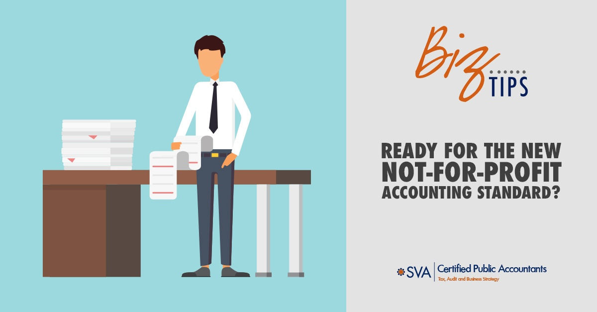 Ready for the New Not-For-Profit Accounting Standard?