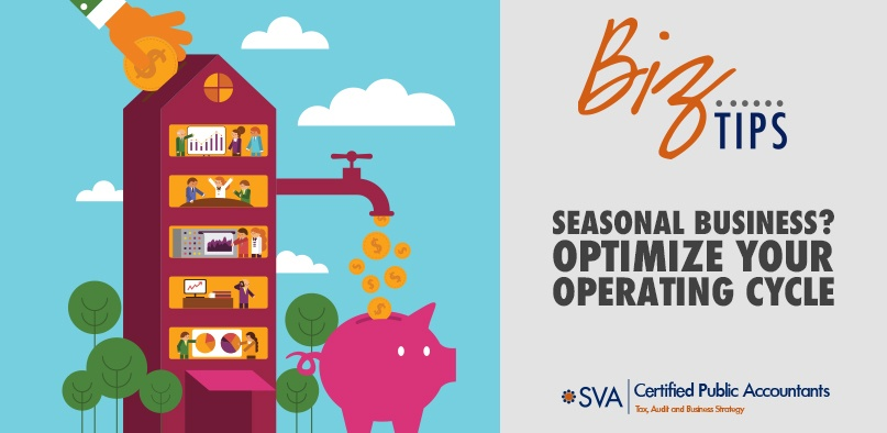Seasonal Business? Optimize Your Operating Cycle