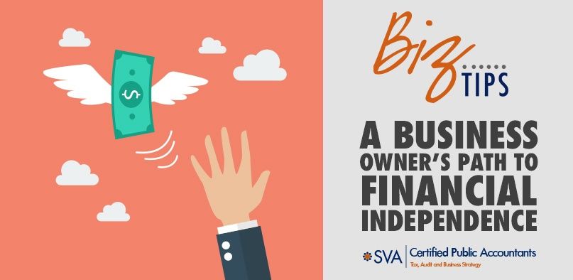 A Business Owner's Path to Financial Independence