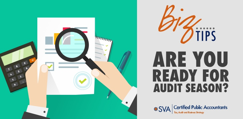 Are You Ready for Audit Season?