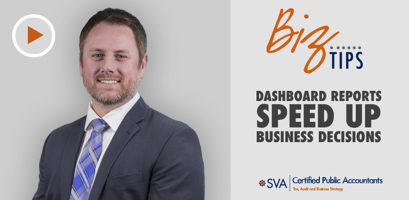 Dashboard Reports Speed Up Business Decisions