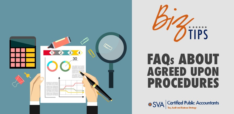 FAQs About Agreed upon Procedures