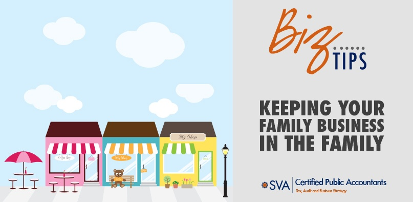 Keeping Your Family Business in the Family