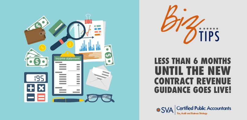 Less Than 6 Months Until the New Contract Revenue Guidance Goes Live!