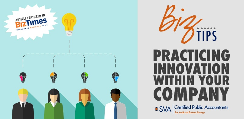 Practicing Innovation Within Your Company