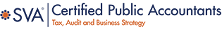 SVA Certifiied Public Accountants Logo