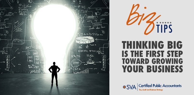 Thinking Big Is the First Step Toward Growing Your Business