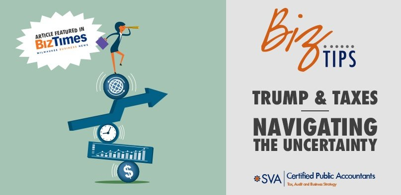 Trump and Taxes - Navigating the Uncertainty