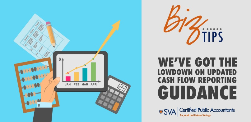 We've Got the Lowdown on Updated Cash Flow Reporting Guidance