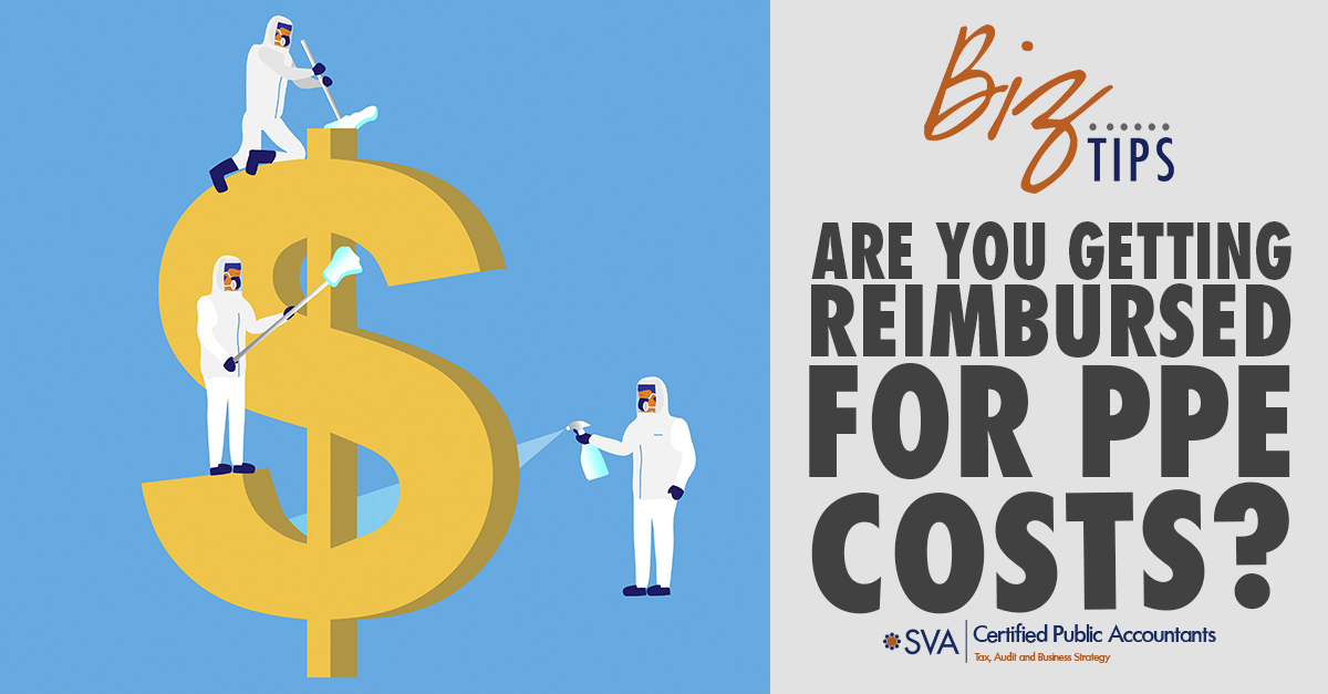 Are You Getting Reimbursed for PPE Costs?