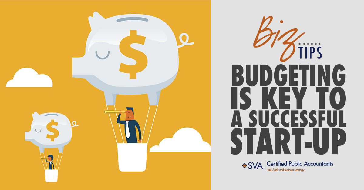Budgeting Is Key to a Successful Start-Up