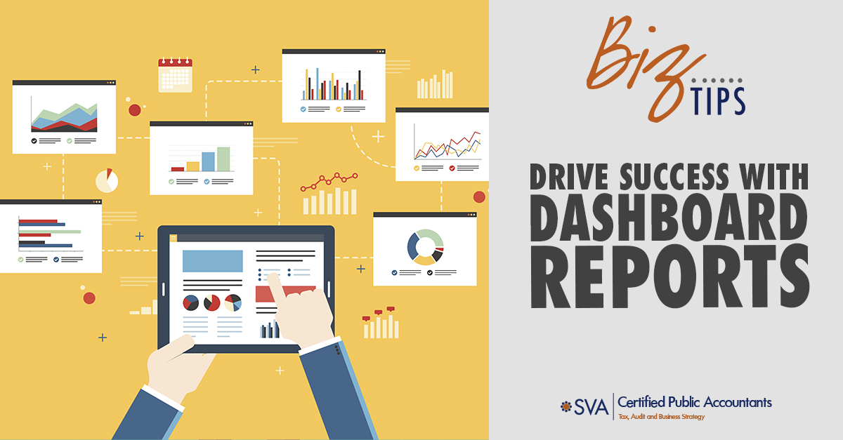 Drive Success With Dashboard Reports