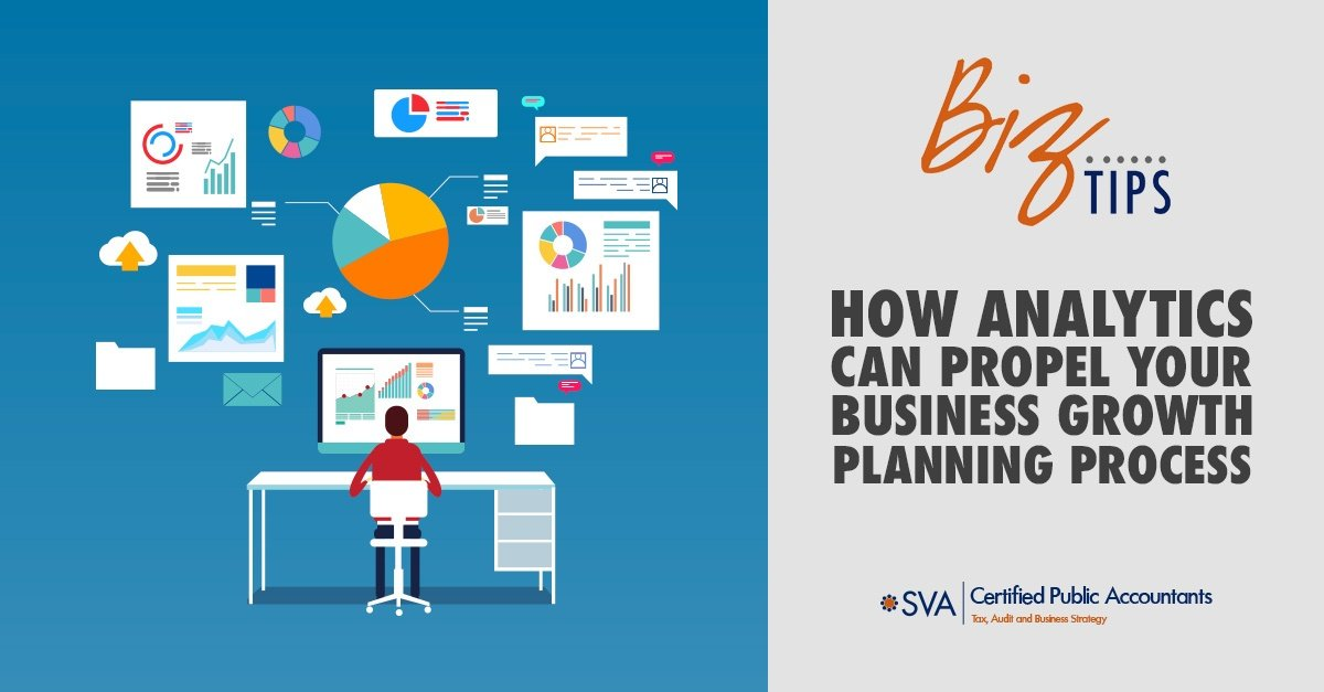 How Analytics Can Propel Your Business Growth Planning Process