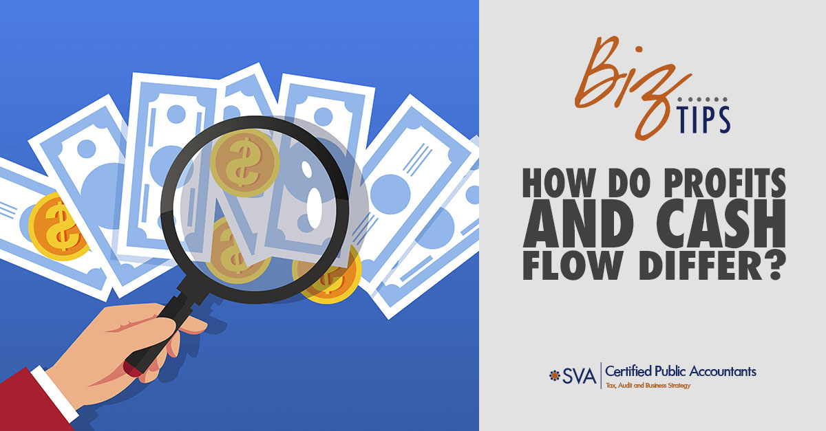 How Do Profits and Cash Flow Differ?