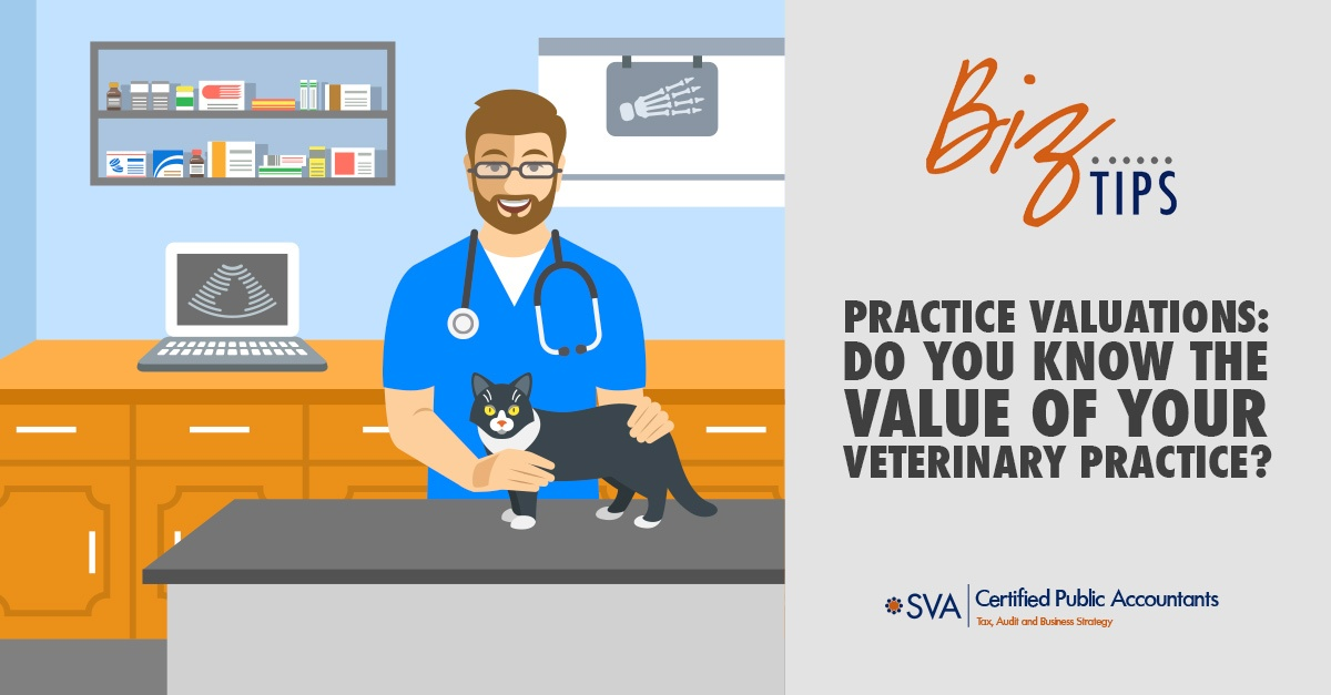 Practice Valuations: Do You Know the Value of Your Veterinary Practice?