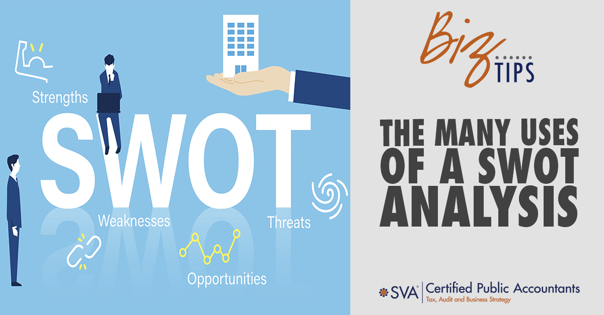 The Many Uses of a SWOT Analysis